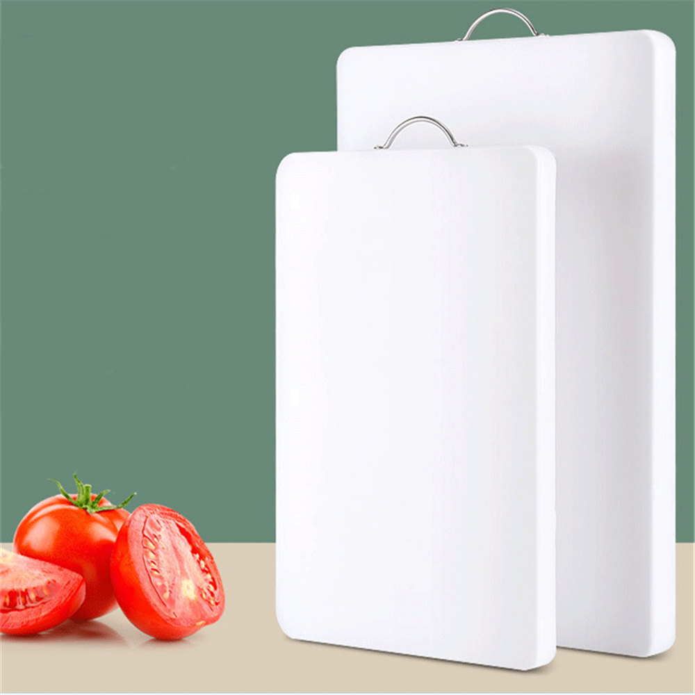 Moldproof verdickung küche haushalt polyethylen harz kunststoff große schneiden schneidebrett messer bord