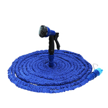 25FT-150FT Expandable Magic Flexible Garden Water Hose For Car Hose Pipe Plastic Hoses To Watering With Spray Gun