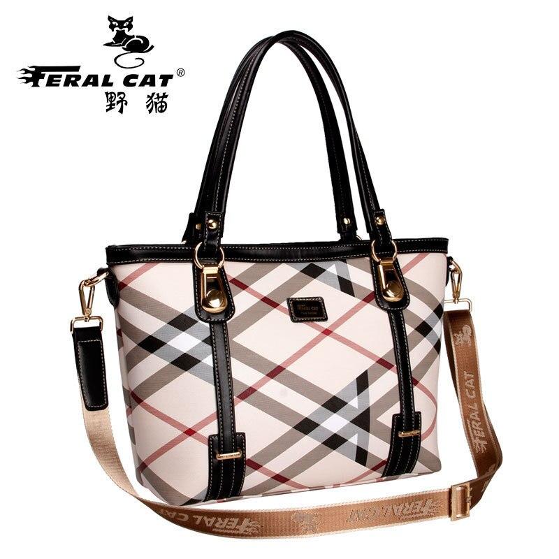 FERAL CAT 11Colors New Summer Leather Shoulder Bag Ladies PU Leather Handbag Women Messenger Crossbody Big Bags Free Shipping