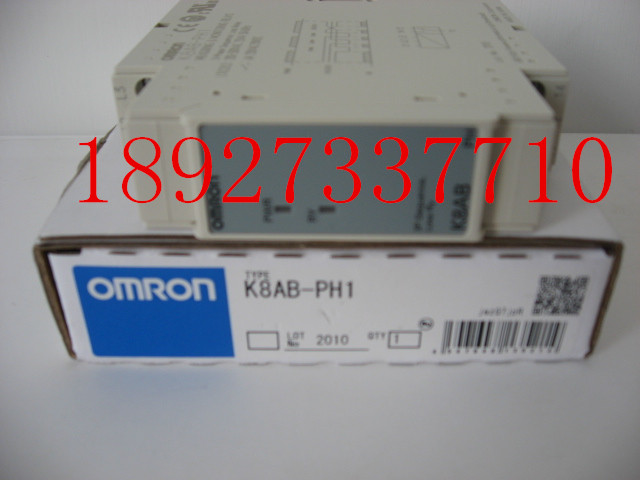 [ZOB] Supply original Omron omron relay K8AB-PH1 alternative K8DS-PH1 --2PCS/LOT [zob] new original omron omron beam photoelectric switch e3jk tr12 c 2m 2pcs lot