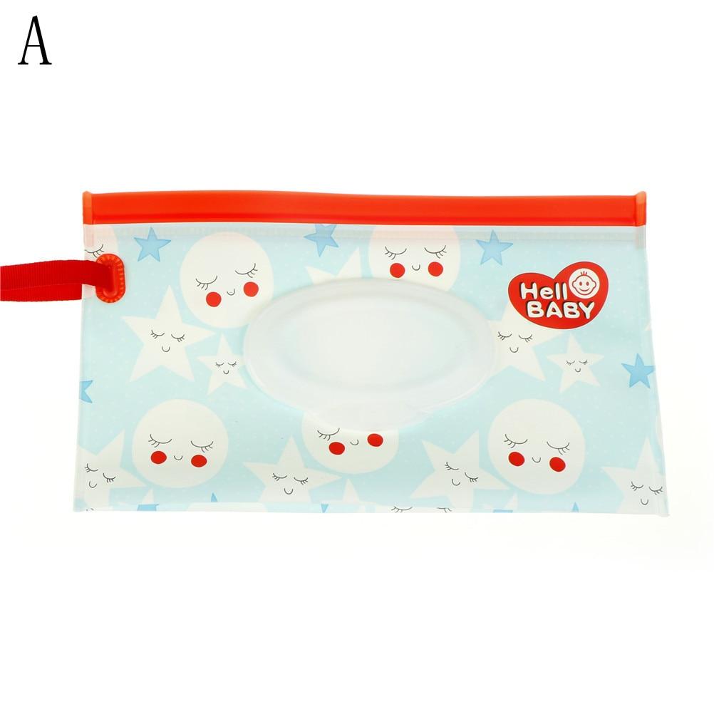 Коробка для детских салфеток влажный пылесос чистящие салфетки сумка для переноски Экологичная раскладушка застежка-молния протрите Контейнер Чехол