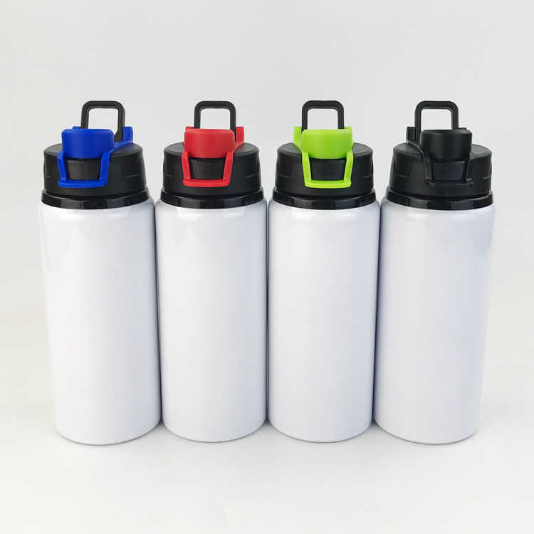 Blank Sublimation 600ml thermos Bottle Cup Transfer