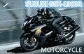 JOYCITY/1:12 Scale/Simulación de Fundición de juguete modelo de la motocicleta/SUZUKI GSX-1300R/Delicados juguetes de los niños o colllection