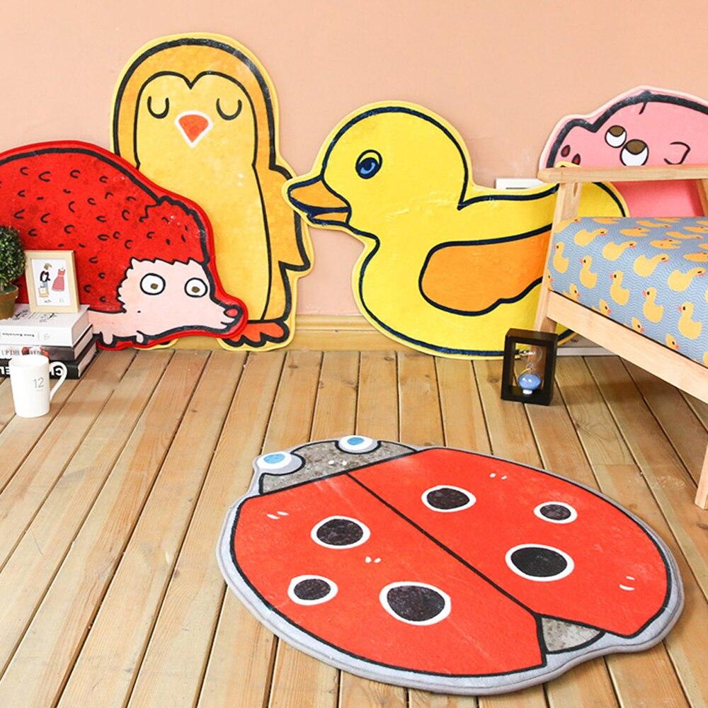 Hedgehog/Pink Pig/Beetle/Penguin/Duck/Car Cute Animal Shaped Seris