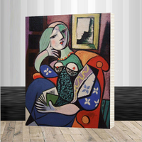Famous Picasso Van Gogh Picture On Wall Drawing By Numbers Unique Gift Acrylic Coloring Oil Painting