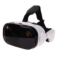 """Vr коробка с Bluetooth гарнитура 3D картонный шлем виртуальной реальности 3D очки гарнитура Stereo Box vr для 5.5-6 """"мобильный телефон"""