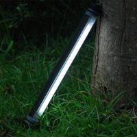 Waterproof USB LED Light Mobile Power Bank Multifunctional LED Tube Portable Lanterns 3 Level Adjustable Outdoor Emergency Lamp