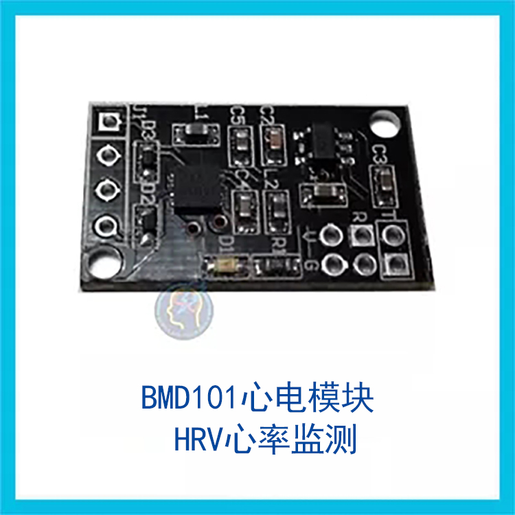 BMD101 ECG ECG Data Without Bluetooth Module EKG Digital Circuit Electronic Development HRV Heart Rate Detection ad8232 single lead ecg analog front end collection of ecg monitoring ecg acquisition sensor development board