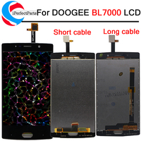 Original For Doogee BL7000 LCD Touch Screen Digitizer Replacement for Doogee BL7000 LCD Display replacement + tools