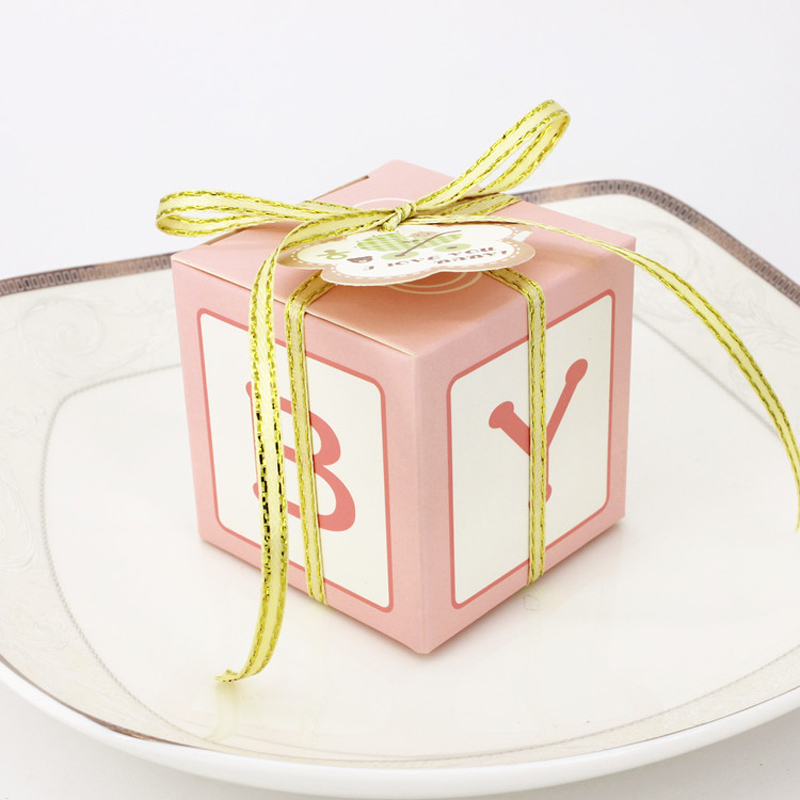Aliexpress Com Buy Home Utility Gift Birthday Gift Girlfriend Gifts Diy From Reliable Gift Diy: Aliexpress.com : Buy AVEBIEN 50pcs Baby Event Gift Box