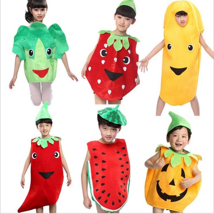Aliexpress.com : Buy Children halloween party fruit vegetable ...