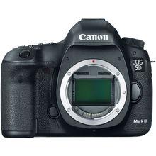 New 100% Canon EOS 5D Mark III Digital SLR Camera Body Only