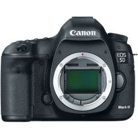 New 100% Canon EOS 5D Mark III Digital SLR Camera Body Only