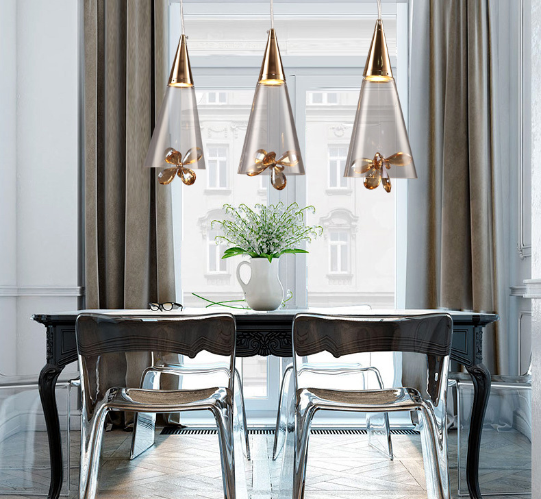 Online Buy Wholesale Crystal Pendant Lights Kitchen From