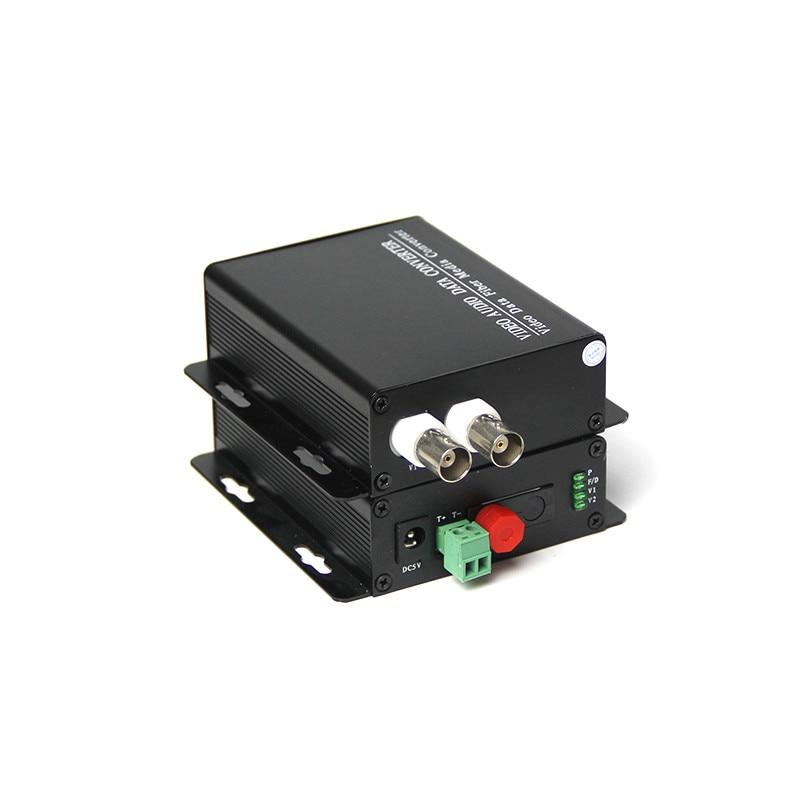역방향 데이터 RS485 FC 포트 20KM 1 쌍의 양방향 디지털 - 통신 장비 - 사진 2
