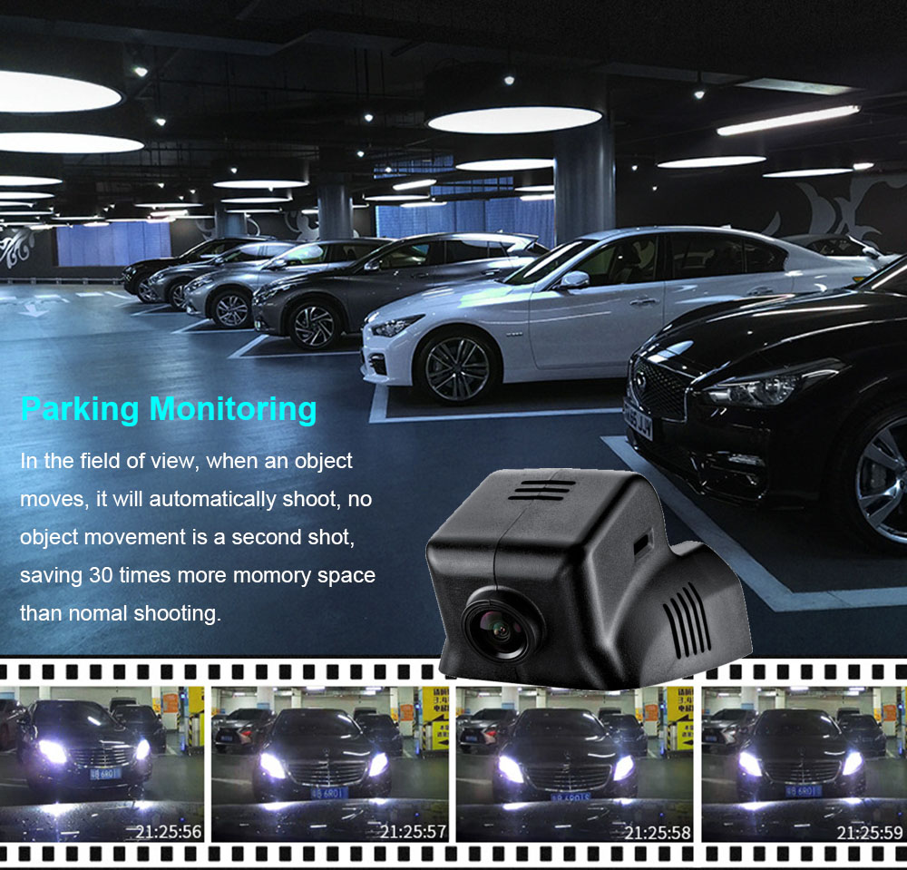 Parking Monitoring