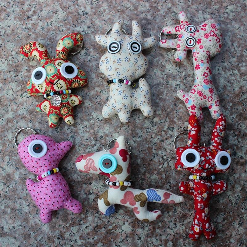 2017 New 2Pcs/Lot Mini Plush Toys Bags Purse Pendant Keychain Toy Key Chain Children's Kids Toys Cute 20 Style Random Delivery аксессуар для волос brand new 2 lot hairdisk
