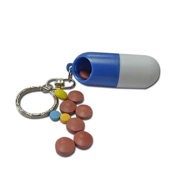 Capsule Keychain 1