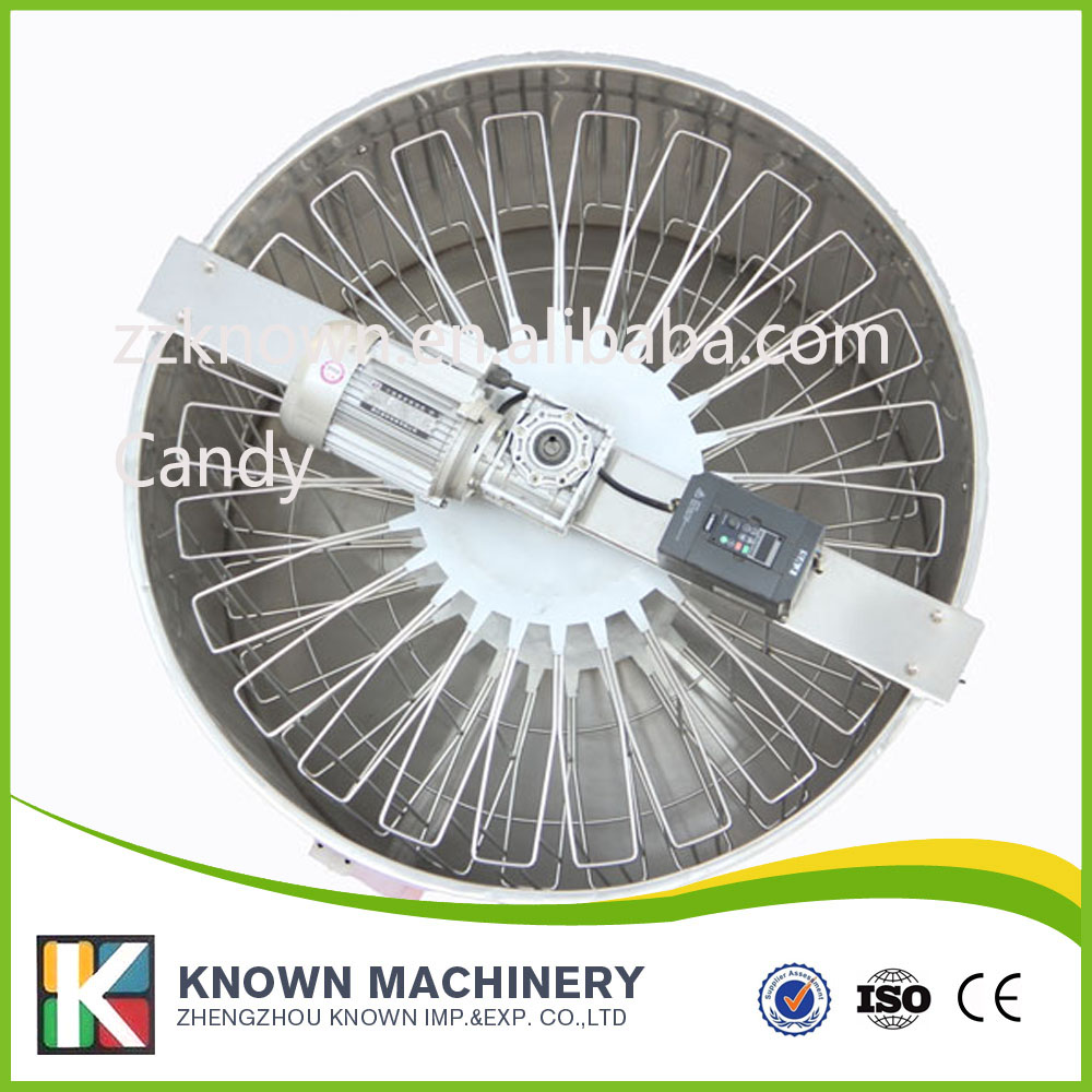 24 frame electric radial honey extractor for Centrifuge 6 frames reversible honey extractor for bee keeping