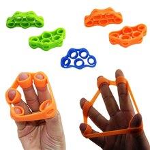 1 шт., силиконовое кольцо-тренажер для рук, антистрессовая игрушка для школьников, игрушка для увеличения фокуса, антистресс для аутизма