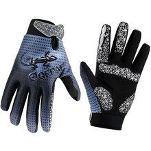 2018 велосипедные перчатки с длинными пальцами крутые осенне