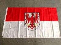 Подвешиваемый 90*150 см Флаг Германии для украшения