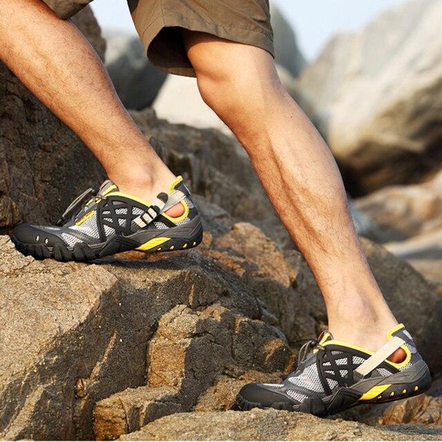 TKN Summer Hiking Shoes Men Quick Dry 2