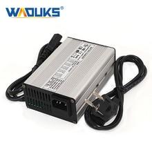Cargador de batería de ion de litio inteligente, cargador de batería de ion de litio de 54,6 V y 3A para patinete eléctrico de 13S, 48V y 48,1 V