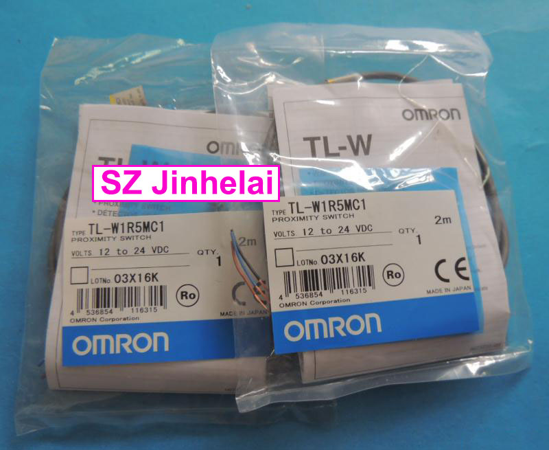 все цены на  100% New and original TL-W1R5MC1 OMRON  Proximity switch, Proximity sensor  12-24VDC   2M  онлайн