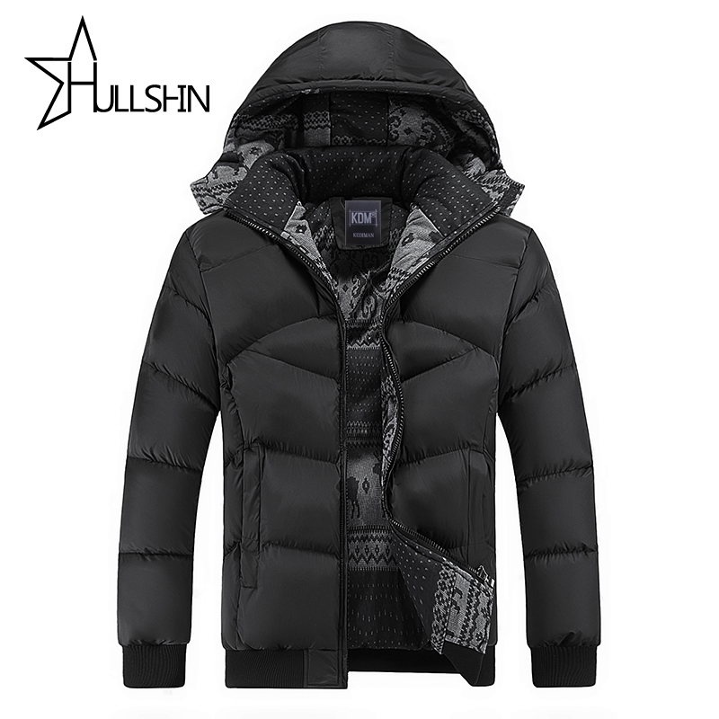 Winter Jacket Men Down Warm Men s Down Jackets Hooded Casual dresses clothing Free Shipping Parka