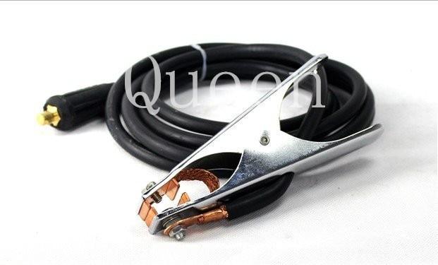 ФОТО 2014 Metal Welding Earth Clamp 300A clamp +2.5M Welding lead wire