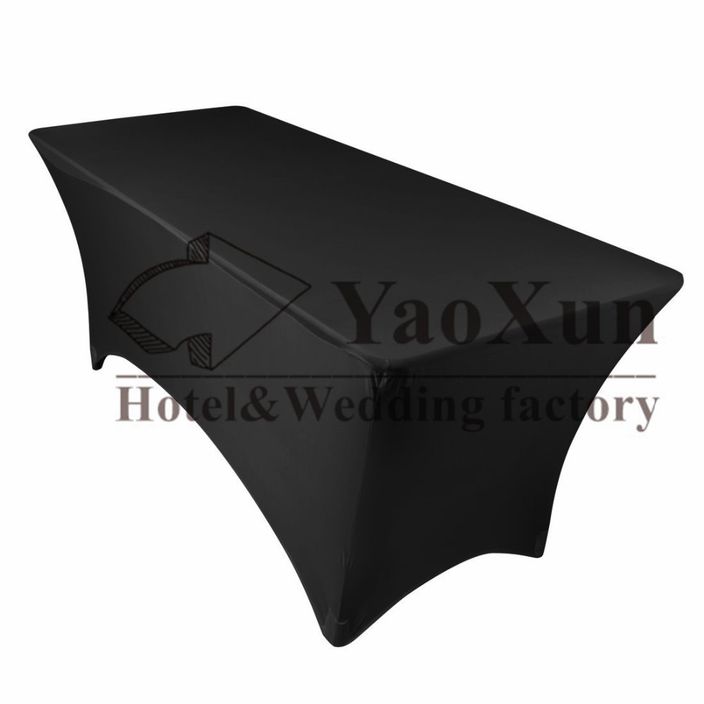 Round Plastic Table Covers With Elastic Online Get Cheap Lycra Spandex Table Covers Aliexpresscom