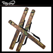Multifunction  33.8'' Camouflage Oxford cloth Archery Arrow Tube Holder Quiver Holder Hunting Shooting Accessories Arrow Quiver 45 8 5cm arrow quiver oxford cloth arrow bag 2 point single shoulder for archery hunting shooting archery