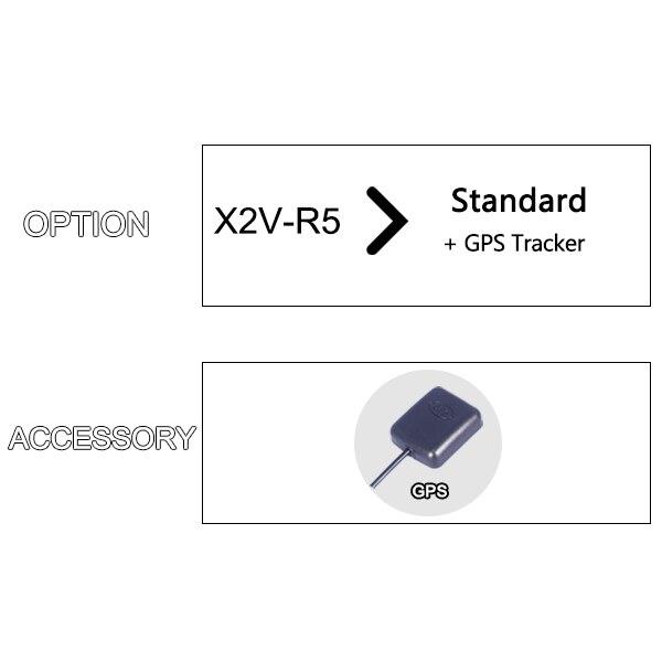 X2V-R5 with GPS