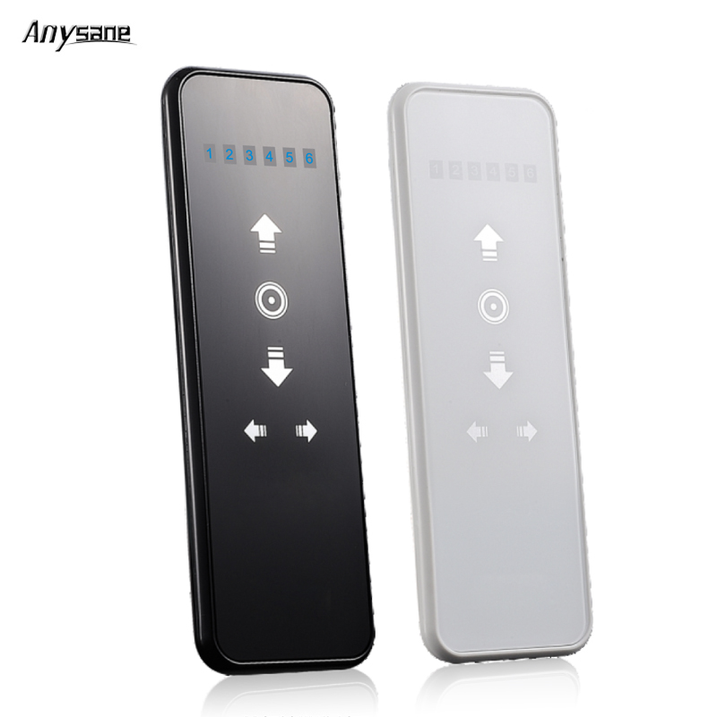 Unjuran sejagat smart remote control controller hand-held touch rf pemancar 433.92mhz wireless relay receiver smart home