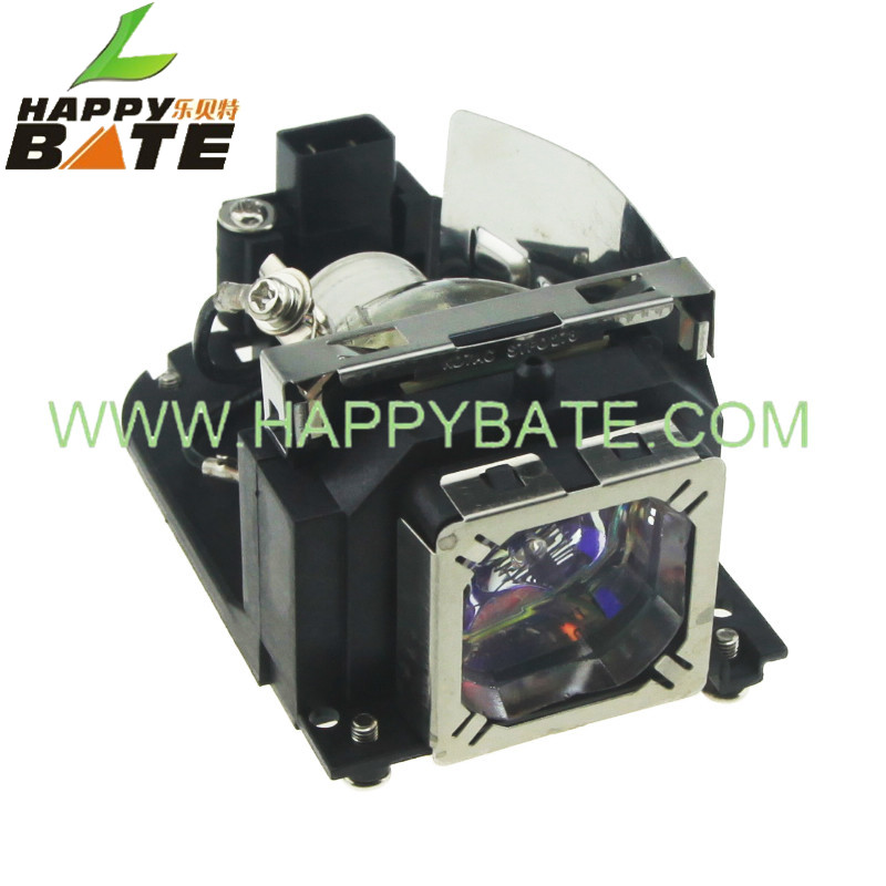 Compatible Projector lamp POA-LMP129 / 610-341-7493 with housing for PLC-XW65 PLC-XW65K projectors happybate chiaro настольная лампа chiaro паула 6 411033004