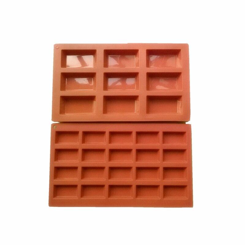 2 шт./компл. формы для инструментов для выпекания, силиконовая форма для Красного французского торта, форма для десерта, инструменты 9 полост...