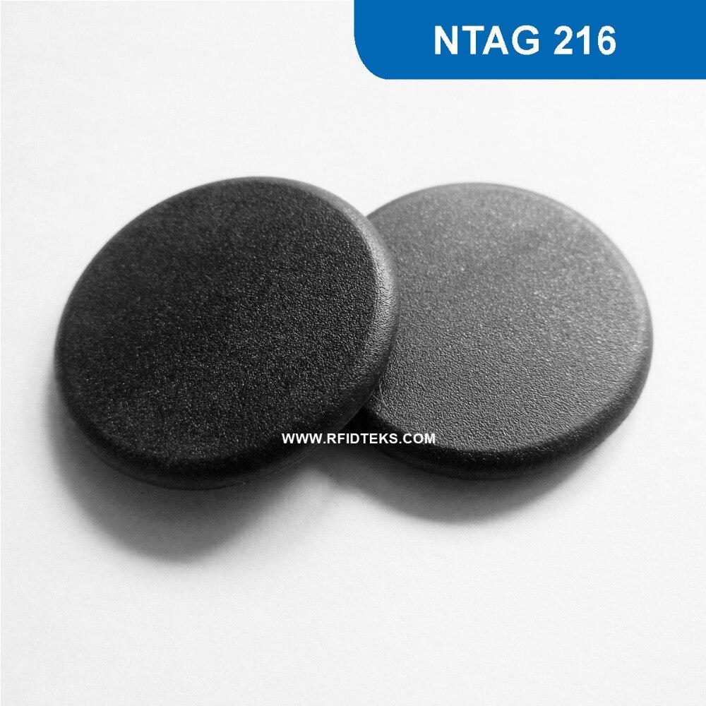 G24 Dia 24mm NFC Smart RFID coin tag NFC Token tag ISO14443A 13.56MHZ 888BYTES R/W with NTAG 216 Chip hw v7 020 v2 23 ktag master version k tag hardware v6 070 v2 13 k tag 7 020 ecu programming tool use online no token dhl free