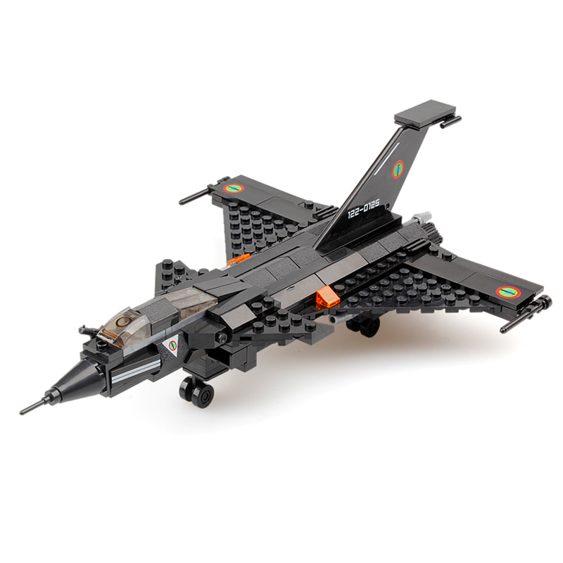 wange f 15 eagle fighter plane building blocks kit military army set models KAZI Army Aeroplane Action Block Military Plane Series Building Model Set Brick Classic Educational Toys Gifts For Kids