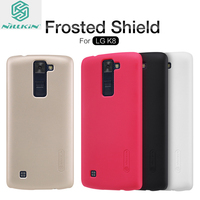 Nillkin Frosted Shield Cell Phone Hard Back Case For LG K8 Matte Case For LG Phoniex