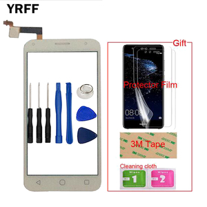 Image 1 - Mobile Front For Alcatel One Touch PIXI 4 5.0 OT 5010 OT5010 5010D 5010E 5010G OT 5010 Touch Screen Glass Digitizer Panel Sensor