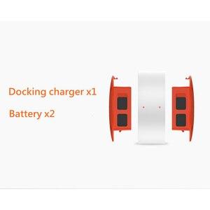 Image 4 - W magazynie dla MiTu 2 sztuk 920mAh baterii + ładowarka dla Xiaomi dron MiTu akcesoria do ładowania baterii 100% oryginalne części zamienne