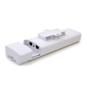 Image 4 - COMFAST 5KM 900Mbps 5.8Ghz 옥외 무선 교량 WIFI CPE 접근 지점 12dBi wi fi 안테나 Nanostation wifi 반복기 CF E313AC