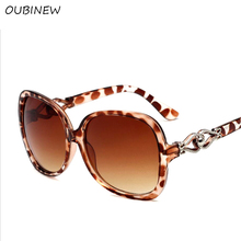 2018 Linked To Heart Shaped Designer Vintage Sunglasses Women Retro Sun Glasses