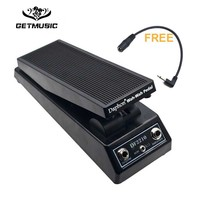 NEW Daphon DF2210 Guitar Wah Wah Pedal For Electric Guitar Players DJ Free Pedal Power Converter Plug(5.5 to 3.5) Free shipping