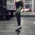 2016 Nuevas Polainas Ocasionales de las Mujeres Delgado Elástico de Alta Elástico de secado rápido Pantalones A Rayas Impreso Leggings Deportivos Feminina