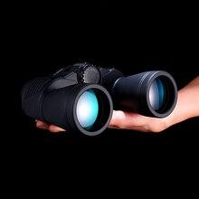 Binoculars 20X50 New Telescope HD Zoom High Quality Powerful Binocular Lll Night Vision Not Infrared Military Telescopio