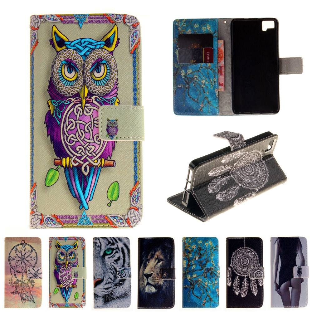 For BQ M5 X5 The color of painting Luxury Wallet Leather Case Stand For BQ M5 X5 Flip Card Hold Phone Cover Bags For BQ M5 X5