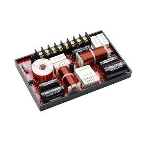 Image 3 - Tenghong 3 Way głośnik Audio Crossover 200W tonów wysokich Mediant bas Auto zwrotnica częstotliwości do głośnika głośnik samochodowy modyfikacji DIY
