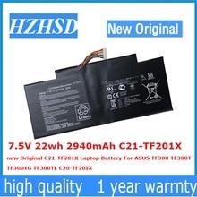 7.5 V 22wh 2940 mAh nouveau Original C21-TF201X batterie d'ordinateur portable pour asus TF300 TF300T TF300TG TF300TL C20-TF20IX